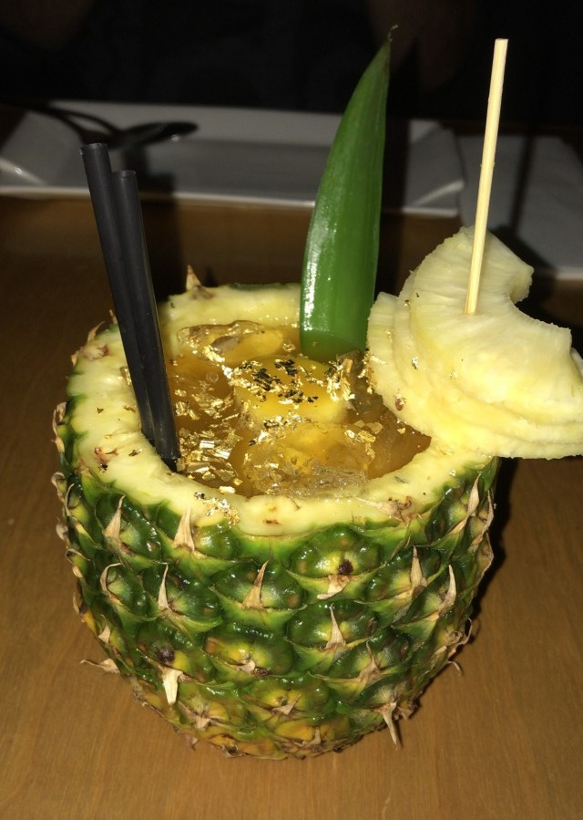 Brasserie Pamika Pineapple Drink Thai Restaurant NG