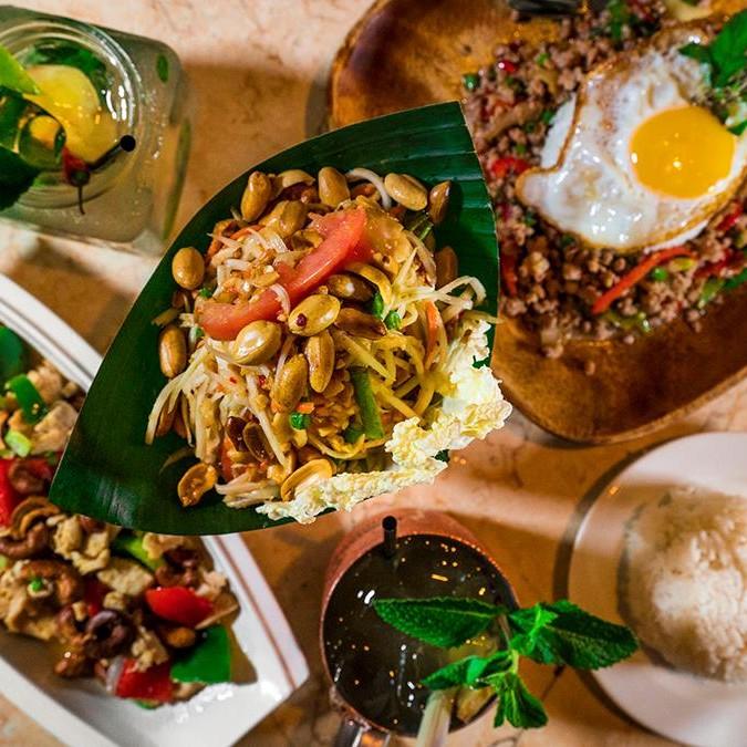 Brasserie Pamika thai montreal restaurant 1