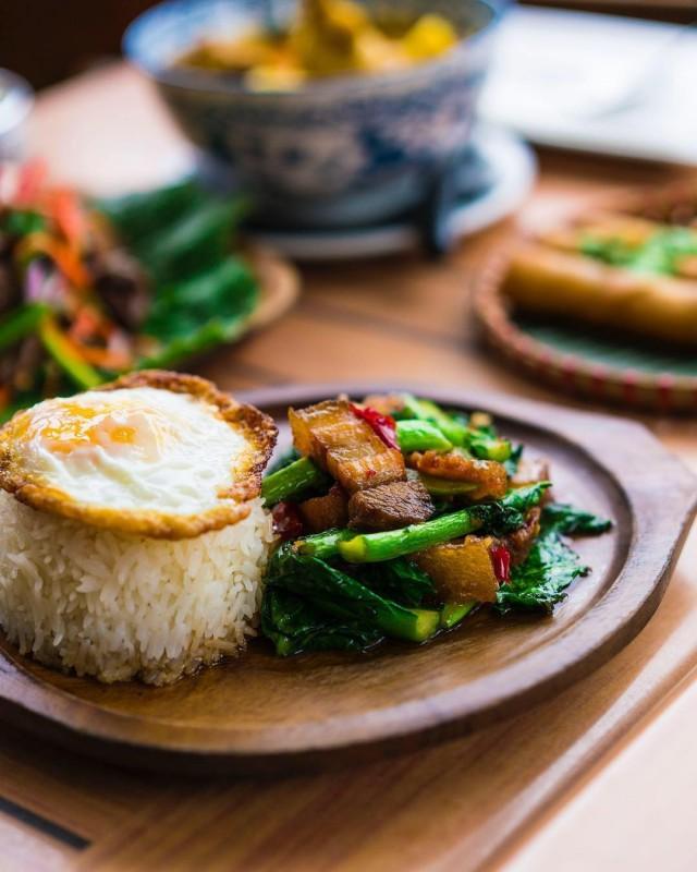 Brasserie Pamika thai montreal restaurant 4